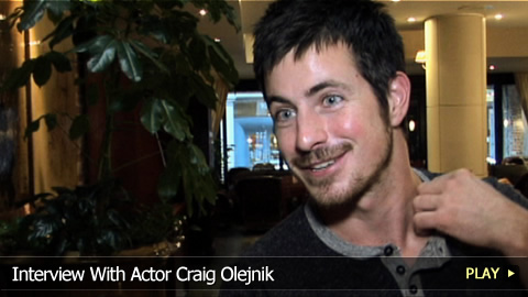 Interview With Actor Craig Olejnik