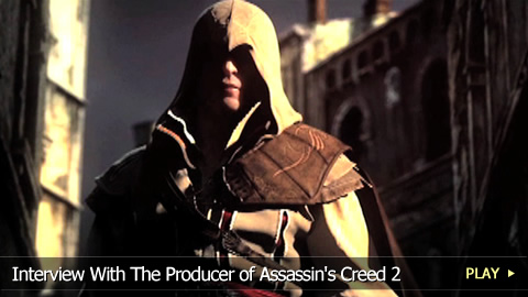 Interview With The Producer of Assassin's Creed 2