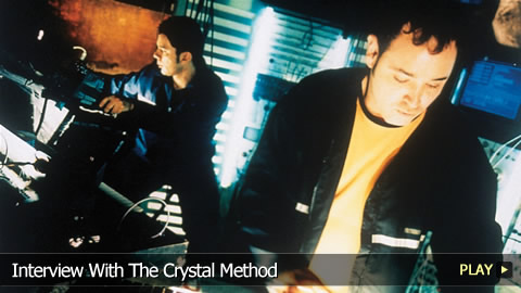 Interview With The Crystal Method