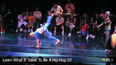 Learn What It Takes To Be A Hip-Hop DJ