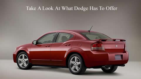 Video Profile on The Dodge Avenger