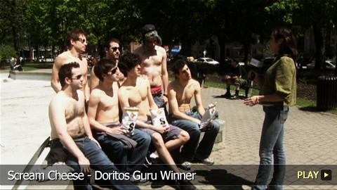 Scream Cheese - Doritos Guru Winner