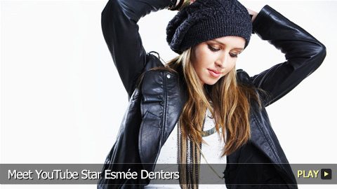 Meet YouTube Star Esme Denters