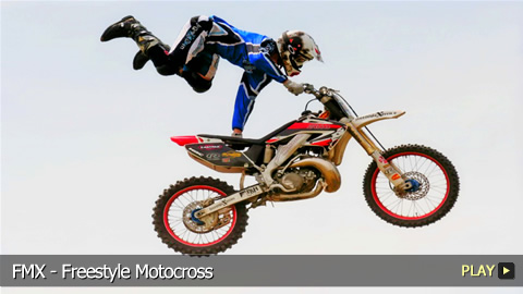 FMX - Freestyle Motocross