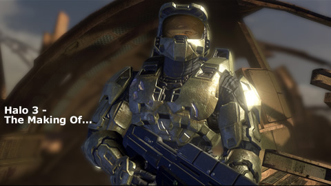 Halo 3 - The Making Of...