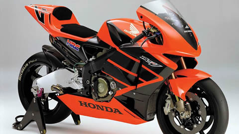 Motorcycles: Honda