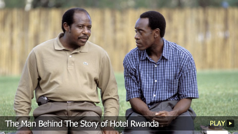 The Man Behind The Story of Hotel Rwanda