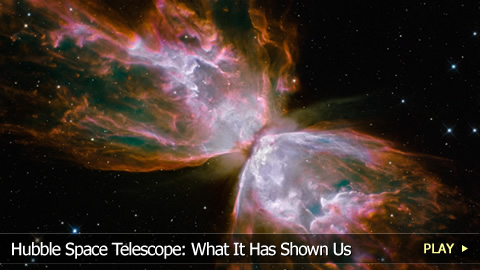 Hubble Space Telescope: What It Has Shown Us