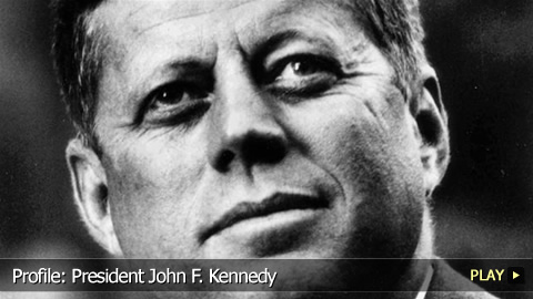 Profile: President John F. Kennedy