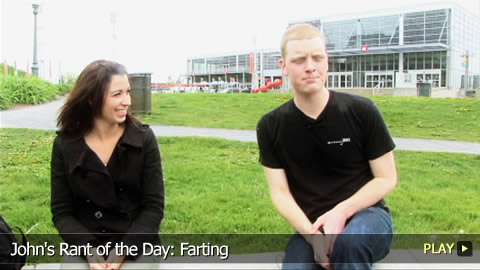 John's Rant Of The Day: Farting
