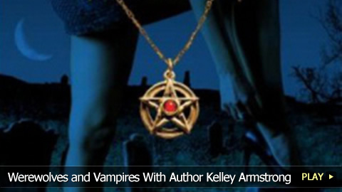 Werewolves and Vampires With Author Kelley Armstrong