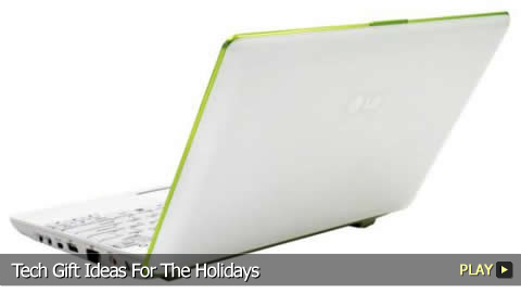 Tech Gift Ideas For The Holidays