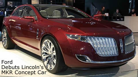 Video Profile: Lincoln Upscale MKR Concept