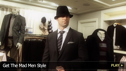 Get The Mad Men Style