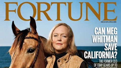 Meg Whitman Profile: Women with Mojo Series