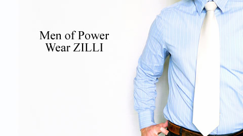 Men of Power Wear Zilli