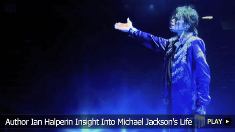 Author Ian Halperin Insight Into Michael Jackson's Life