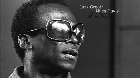 Profile on Miles Davis