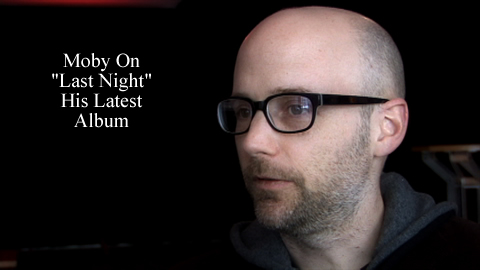 Moby On His Latest Album