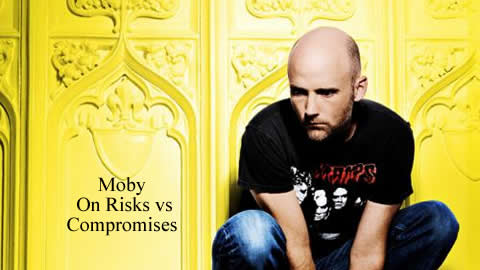 Moby Interview Part 3