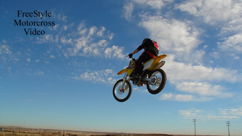 FreeStyle Motorcross Flips