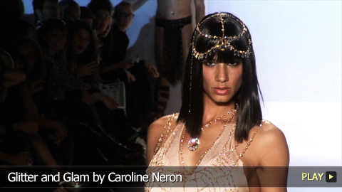 Glitter and Jewels by Caroline Neron