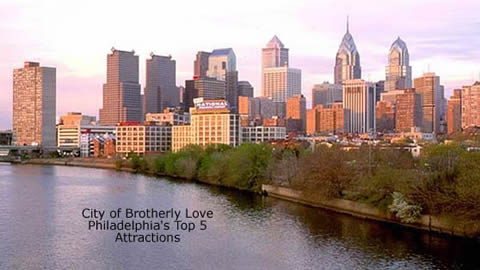 Travel To Philadelphia: Top 5 Attractions