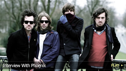 Interview With Phoenix