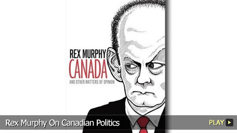 Rex Murphy On Canadian Politics