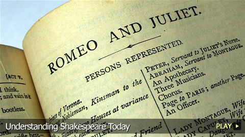 Understanding Shakespeare Today