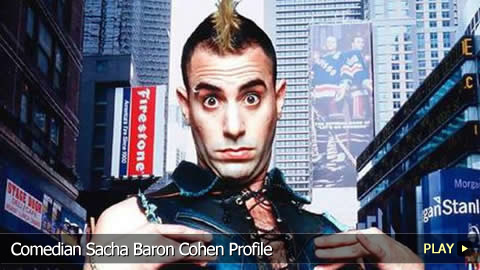 Life and Career of Sacha Baron Cohen