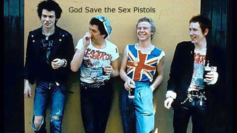 Profile on The Sex Pistols