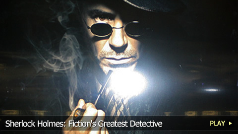 Sherlock Holmes: Fiction's Greatest Detective