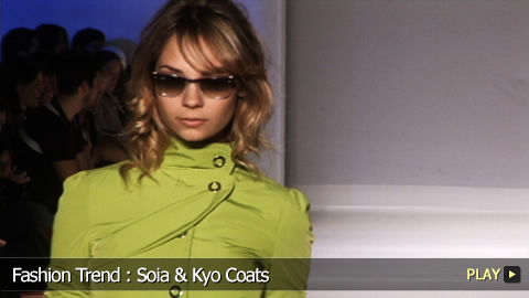 Fashion Trend: Soa and Kyo Coats