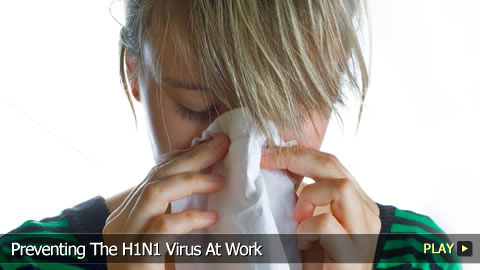 Preventing The H1N1 Virus At Work