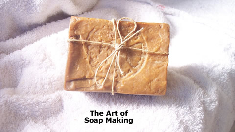 How To Make 100% Natural Soap