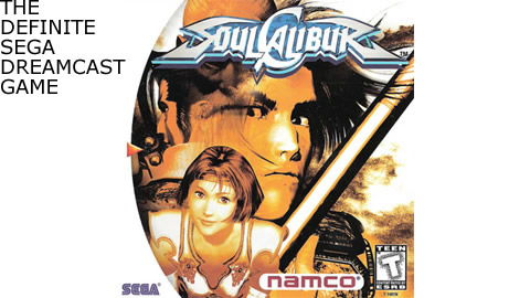 SoulCalibur - Best Dreamcast Game