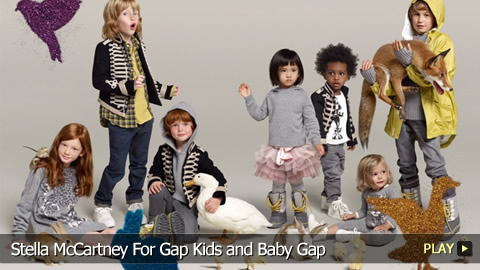 Stella McCartney For Gap Kids and Baby Gap