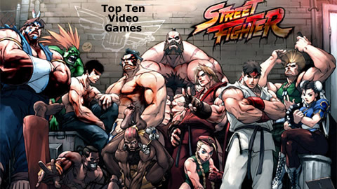 Top 10 Video Games Of All Time (10-7)