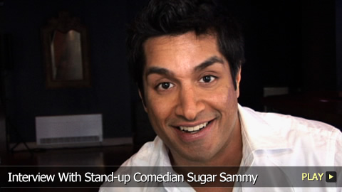Interview With Stand-up Comedian Sugar Sammy