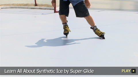 Learn All About Synthetic Ice by Super-Glide