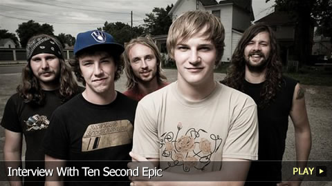 Interview With Ten Second Epic