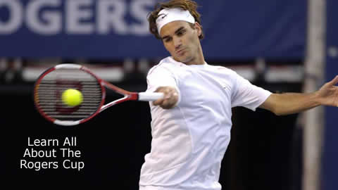 Tennis Tournament: Rogers Cup