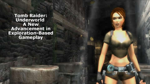 Inside Look at Tomb Raider: Underworld