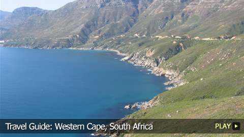 Bobby Rahal Acura on Travel Guide  Western Cape  South Africa