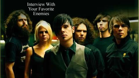 Interview With  Your Favorite Enemies