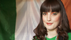 St. Patrick's Day Makeup for Women: Irish Flag-Inspired