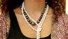 How To Update The Look of Your Grandma's Pearls 