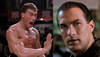 Steven Seagal Vs. Jean-Claude Van Damme