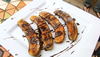 Glazed Grilled Bananas With Chocolate Sauce Recipe